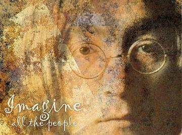 John Lennon van Henk Bouckaert