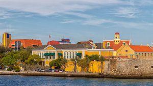 Curacao centrum regering van Marly De Kok