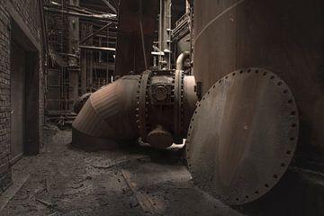 industrieel verval 3 van Kristof Ven