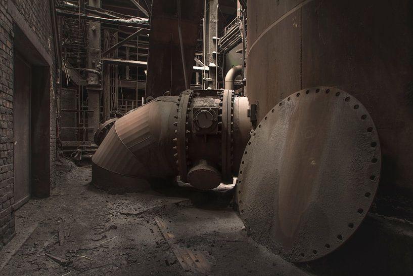 industrieller Zerfall 3 von Kristof Ven