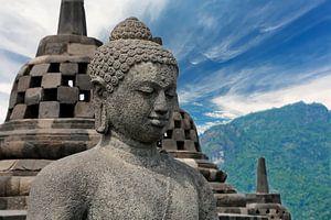 Borobudur: Budha