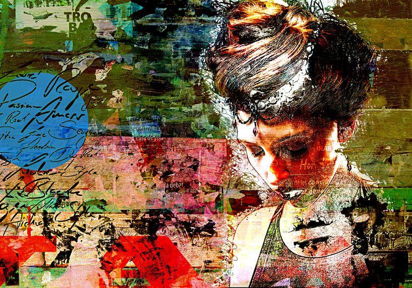 Burning bright lady von PictureWork - Digital artist