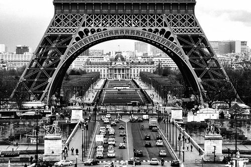 Eifeltoren Parijs von Bob Bleeker