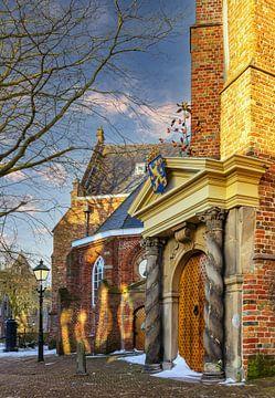Leeuwarden Jacobijnerkerk van Marcel Kieffer
