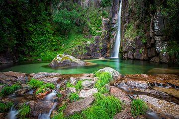 Cascade à Peneda Geres