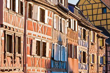 Petite Venise in Colmar von Werner Dieterich