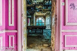 Chateau Pink van Anjolie Deguelle
