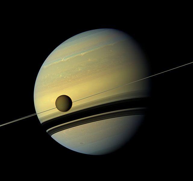 Hubble Photo van Brian Morgan