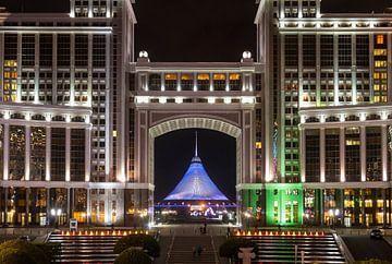 Khan Shatyr in Astana von Jeroen Kleiberg