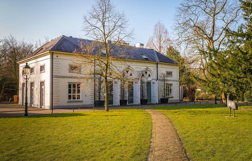 Koetshuis van Landgoed Wolfslaar van Ruud Morijn