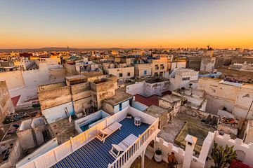 Medina van Essaouira, Marokko
