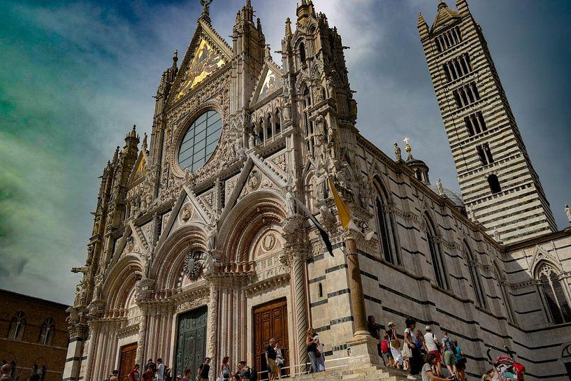 De kathedraal van Siena van Jan-Willem Kokhuis