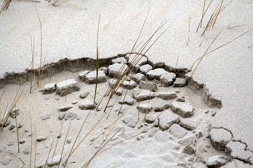 wind water en zand