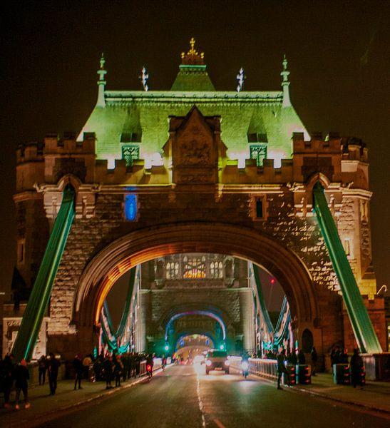 Tower Bridge, London van Ocmer Fotografie