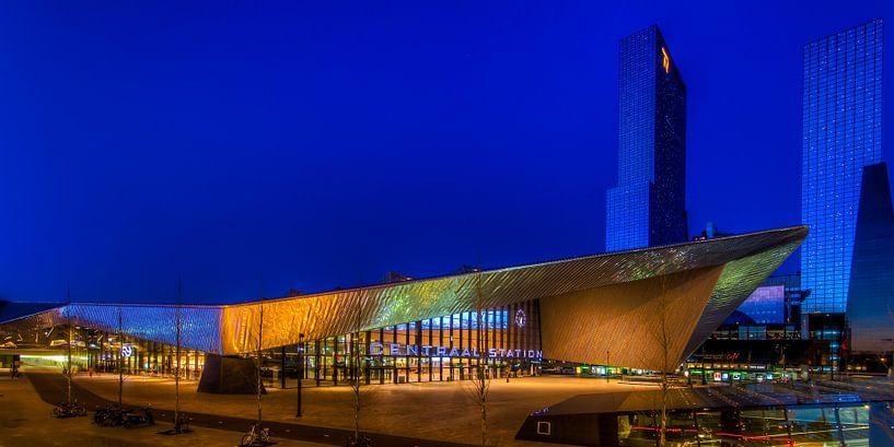 Rotterdam Centraal Station  van Evert Buitendijk