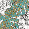 GATENPLANT een gedetailleerd dessin van MY ARTIE WALL thumbnail