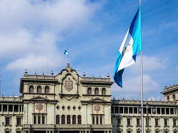Nationaler Kulturpalast, Guatemala-Stadt von Michiel Dros