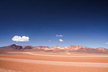 Salvador Dali Desert in Bolivia von
