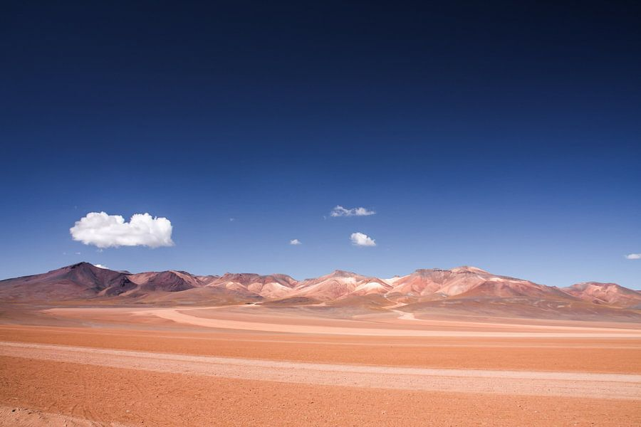 Salvador Dali Woestijn in Bolivia