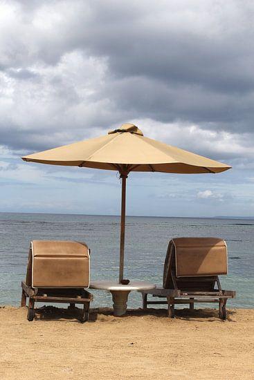 Vintage beach lifestyle, Bali