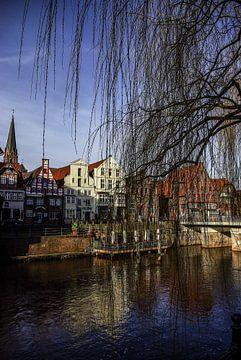 Lüneburg, Am Stintmarkt van Norbert Sülzner