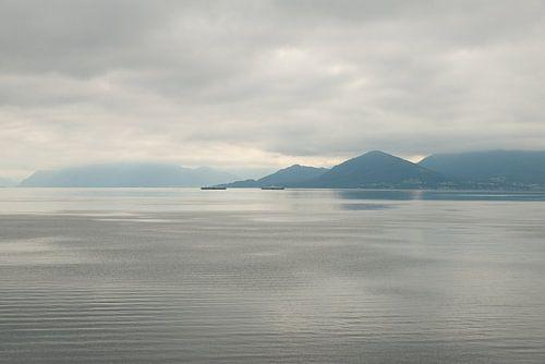 minimalisme op zee in Noorwegen van