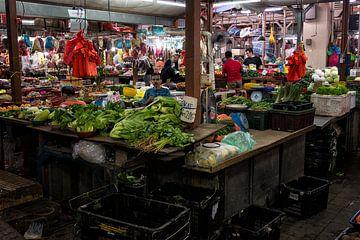 Asiatischer Markt 3 von Andre Kivits