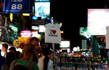 I <3 Bangkok van Marianne Bal