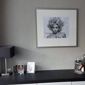 Kundenfoto: In bed with Madonna von Herman de Langen