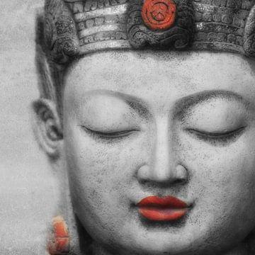 boeddha van Claudia Moeckel