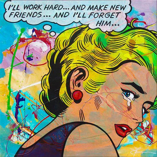 I'll Work Hard