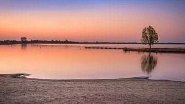 Stilte aan het meer van Marga Vroom