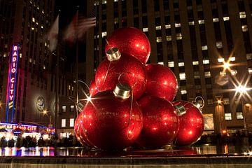 Christmas in New York von Fanja Hubers