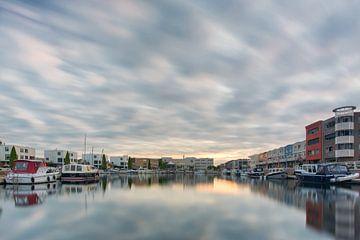 Hafen von Zeewolde von Robin van Maanen