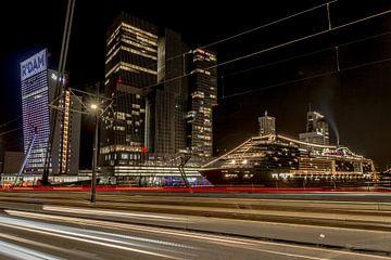 Kreuzfahrtschiff von Peter Hooijmeijer