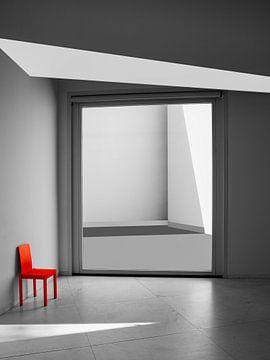 De rode stoel, Inge Schuster van 1x