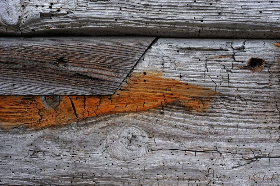 Old Wood Bryggen VIII