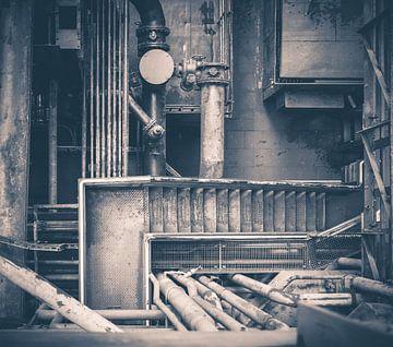 Industrieel aanzicht