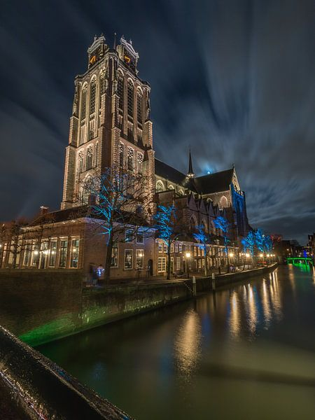Grote of Onze-Lieve-Vrouwekerk (Dordrecht) 8 van Nuance Beeld