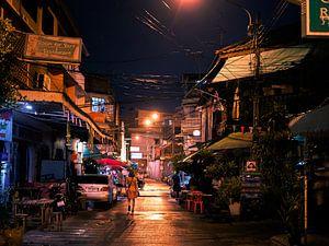 Eine Nacht in Bangkok von Mathias Möller