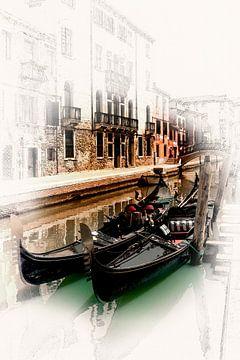 Venetië 07 van Erich Krätschmer