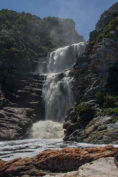 Tsitsikamma Waterfall II von Guus Quaedvlieg