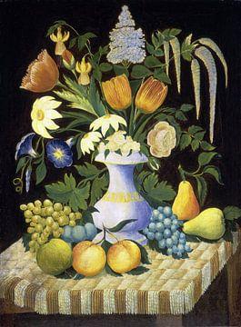 19. Jahrhundert~Blumen und Früchte _ICC_Change