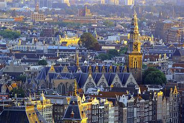 Zuiderkerk Amsterdam van Patrick Lohmüller