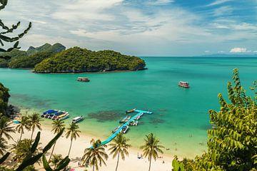 Ang Thong National Marine Park von Ilya Korzelius