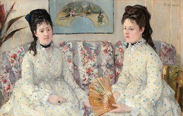 Die Schwestern, Berthe Morisot