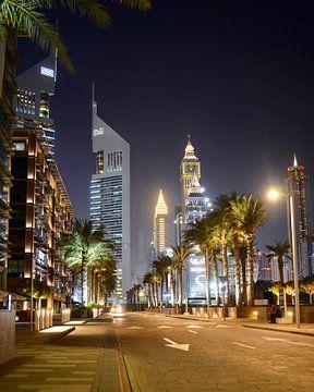 Jumeirah Emirate Towers Dubai sur Anita Moek
