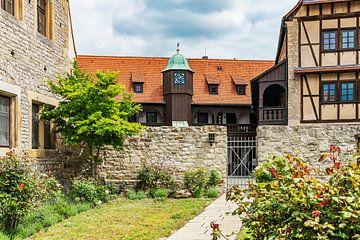Renaissancehof im Augustinerkloster Erfurt von Gunter Kirsch