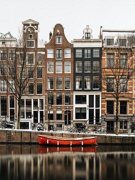 Amsterdam Herengracht van Lorena Cirstea