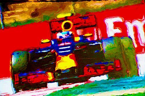 Formule 1 van Frans Van der Kuil